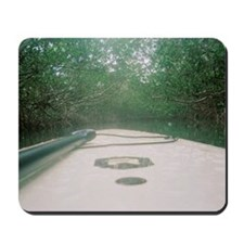Paddling in Key West Mousepad