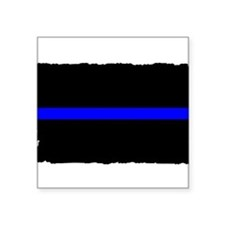 thin blue line rec 333333333 Sticker