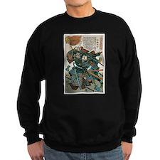 Samurai Fukushima Masanori Sweatshirt