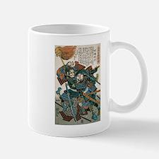 Samurai Fukushima Masanori Mug