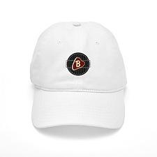 MONOGRAM BBQ Grill Baseball Baseball Baseball Cap