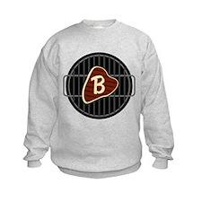 MONOGRAM BBQ Grill Sweatshirt