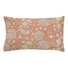 William Morris Floral Design Pillow Case