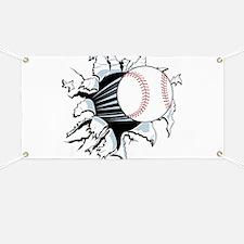 Breakthrough Baseball Banner