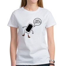 Shoot Contacts T-Shirt