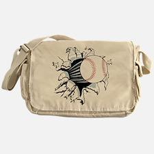 Breakthrough Baseball Messenger Bag