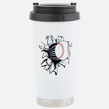 Breakthrough Baseball Travel Mug