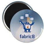 Fabric8 Logo Magnets