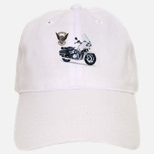 KZ with Police Motor UNits.com Logo Baseball Baseball Baseball Cap