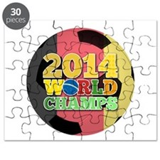 2014 World Champs Ball - Belgium Puzzle