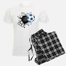 Breakthrough Soccer Ball pajamas
