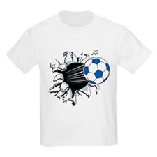 Breakthrough Soccer Ball T-Shirt