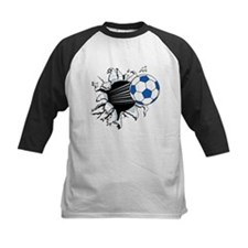 Breakthrough Soccer Ball Kids Baseball Jersey
