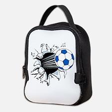 Breakthrough Soccer Ball Neoprene Lunch Bag