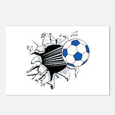 Breakthrough Soccer Ball Postcards (Package of 8)