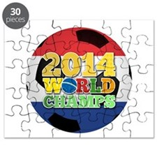 2014 World Champs Ball - Holland Puzzle