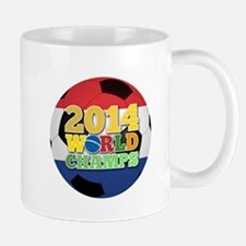 2014 World Champs Ball - Holland Mugs