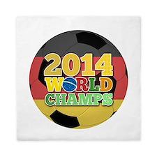2014 World Champs Ball - Germany Queen Duvet