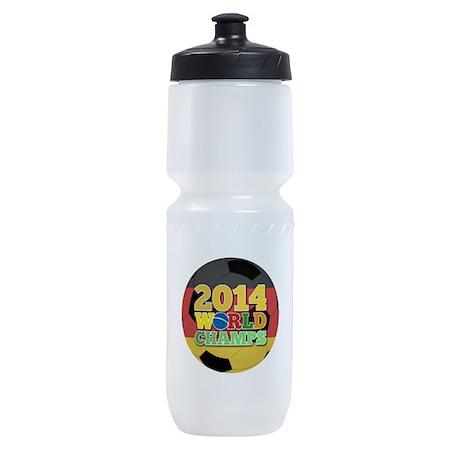 2014 World Champs Ball - Germany Sports Bottle