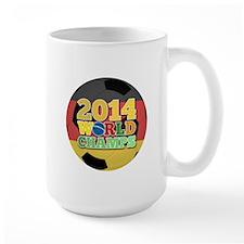 2014 World Champs Ball - Germany Mugs