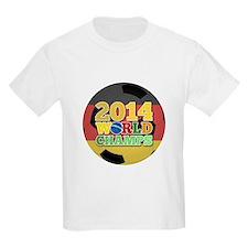 2014 World Champs Ball - Germany T-Shirt
