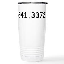 Unique Tea Travel Mug