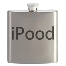iPood Baby Humor Flask