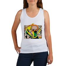 Retro Marvel Iron Fist Women's Tank Top