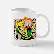 Retro Marvel Iron Fist Mug