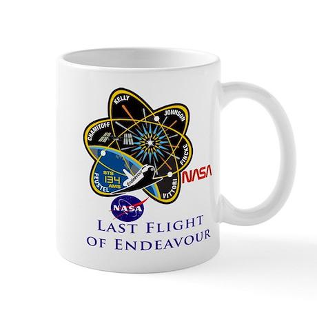 Last Flight Of Endeavour Mug Mugs