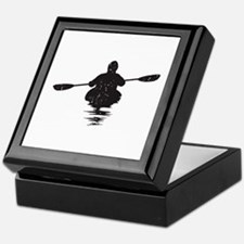 Kayaking Keepsake Box