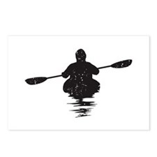 Kayaking Postcards (Package of 8)