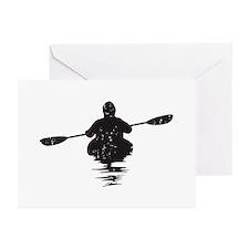 Kayaking Greeting Cards (Pk of 10)