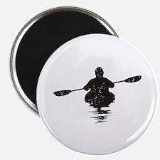 """Kayaking 2.25"""" Magnet (100 pack)"""