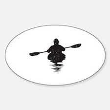 Kayaking Bumper Stickers