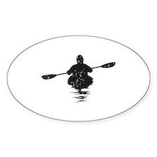 Kayaking Decal