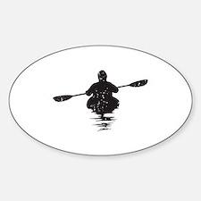 Kayaking Stickers