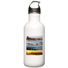 Rabat-Agadir-Morocco Water Bottle