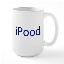iPood Funny Blue Mug