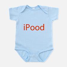 iPood Humor Jokes Infant Bodysuit
