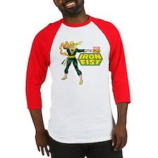 Marvel Iron Fist Baseball Jersey