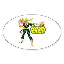Marvel Iron Fist Decal
