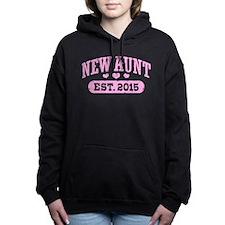 New Aunt Est. 2015 Women's Hooded Sweatshirt