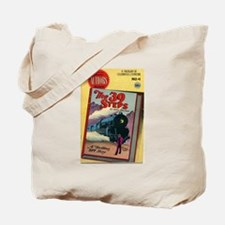 The 39 Steps Comic Book Tote Bag