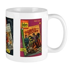 Shakespeare Comic Book Mug Mugs