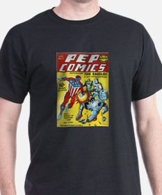 Pep Comics #1 T-Shirt (dark)