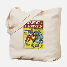 Pep Comics #1 Tote Bag