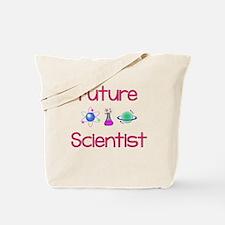 Future Scientist Tote Bag