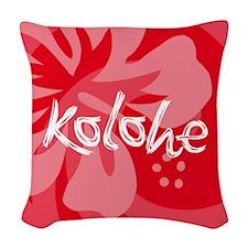 Kolohe Woven Throw Pillow