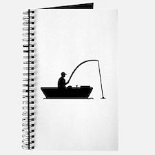 Angler Fisher boat Journal